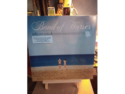 Band Of Horses-Why Are You Okay (Ltd. Vinyl)
