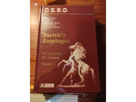 Barretts Esophagus Volume I i II