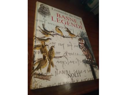 Basne i legende Leonardo da Vinči