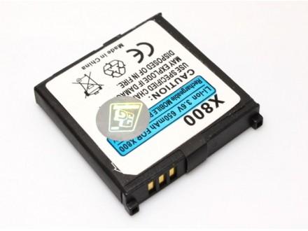 Baterija za Panasonic X800