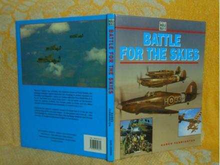 Batle for the Skies (Bitka za nebo )Karen Farrington