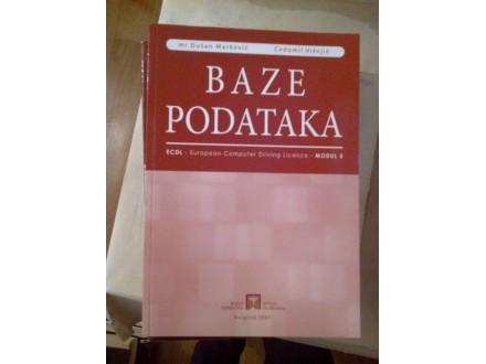 Baze podataka - Marković Višnjić