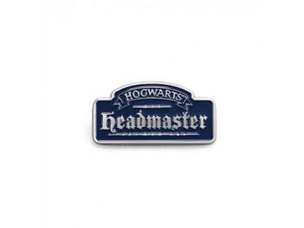 Bedž - HP, Headmaster - Harry Potter