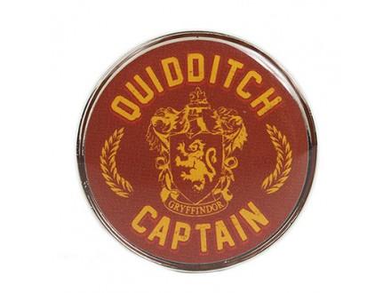 Bedž HP Quidditch Captain - Harry Potter