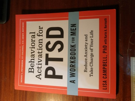 Behavioral Activation for PTSD reduce anxiety Cambell