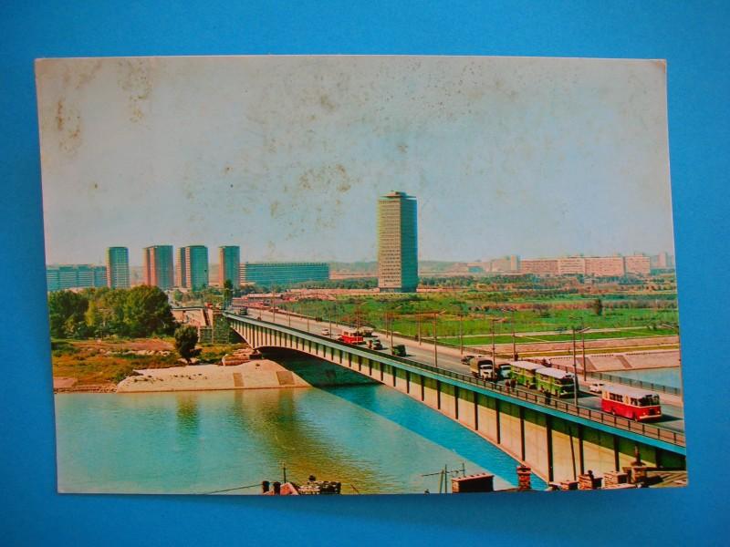 Novi Savski Most Beograd Beograd Novi Savski Most
