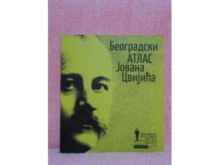 Beogradski atlas Jovana Cvijića:Vekipo od rođenja 1865