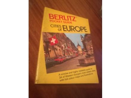 Berlitz pocket guide cities of europe