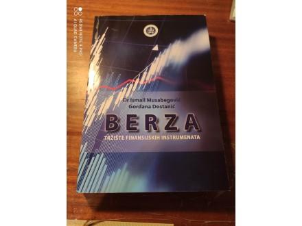 Berza tržište finansijskih instrumenata Musabegović