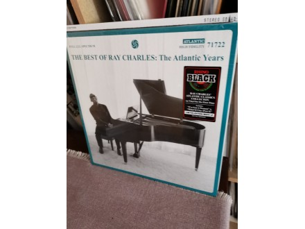 Best Of Ray Charles: The Atlantic Years
