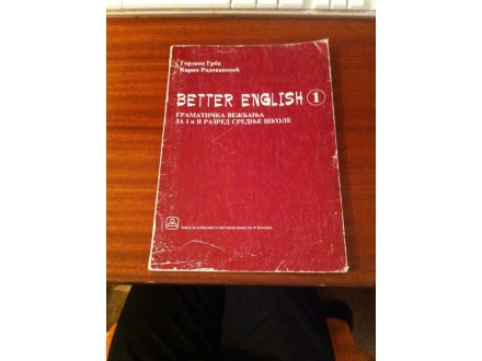 Better English 1 - Grba Radovanovic