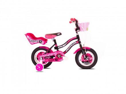 Bicikl Adria Fantasy 12`` deciji zenski bicikl
