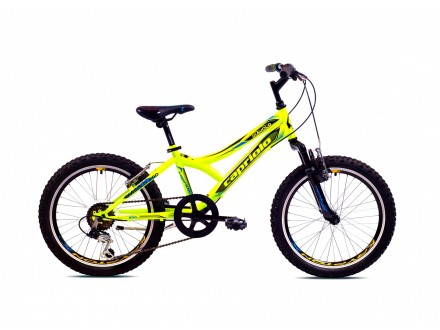 Bicikl deciji MTB Capriolo Diavolo 200 FS 2019