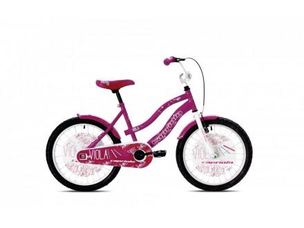 Bicikl deciji za devojcice Capriolo Viola 20`` tocak