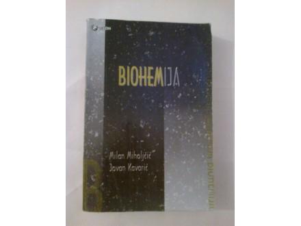 Biohemija - Miholjčić Kavarić