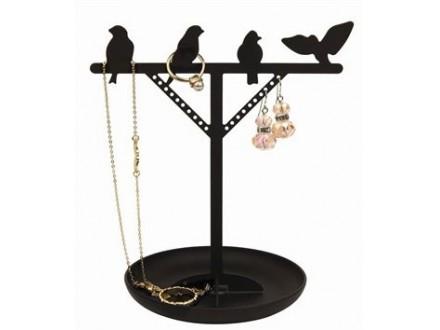 Bird Jewelry Stand - Kikkerland
