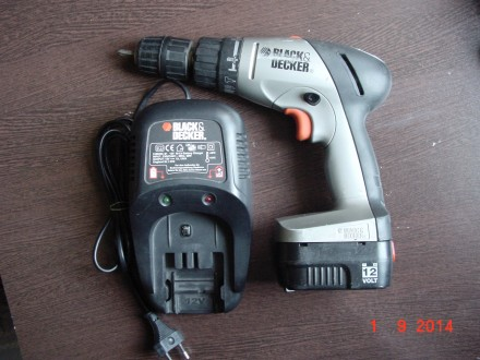Black&Decker SRAFILICA-BUSILICA 12V