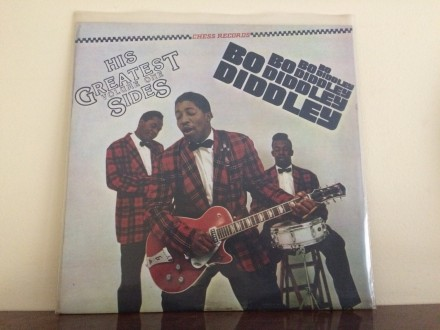 Bo Diddley - His Greatest Sides Volume One Lp Mint