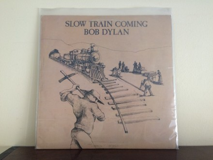 Bob Dylan -,Slow Train Coming Lp