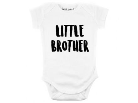 Bodi za bebe - Little Brother, 9/12