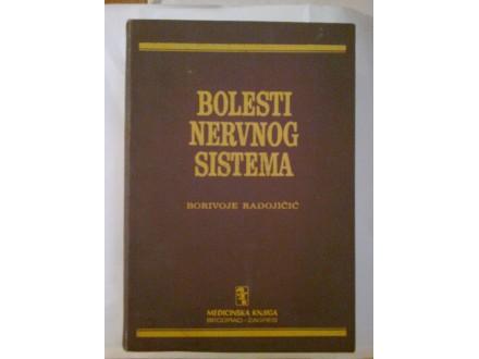 Bolesti nervnog sistema - Borivoje Radojičić