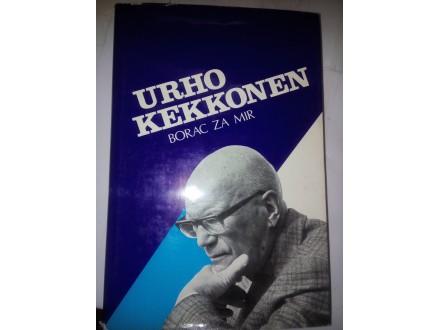 Borac za mir - Urho Kekkonen