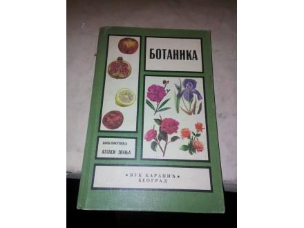 Botanika - Atlas znanja