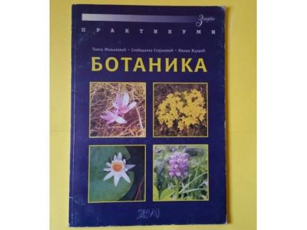 Botanika - praktikumi - Tomka Miljanović