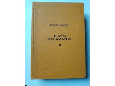 Braća Karamazovi Dostojevski