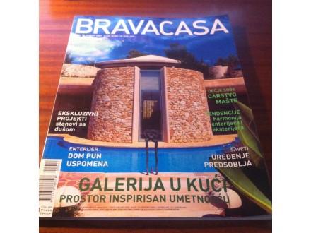 Bravacasa broj 12 avgust 2007