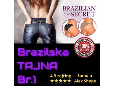 Brazilska tajna -push up veš - za oblikovanje zadnjice
