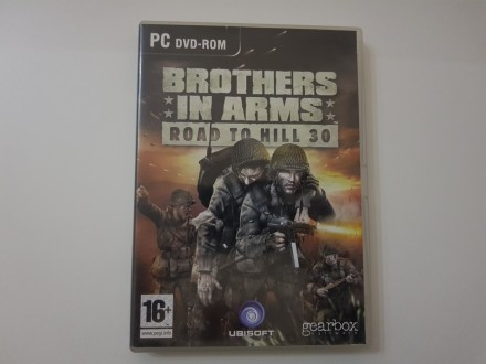 Brothers in Arms: Road to hill 30, PC igrica