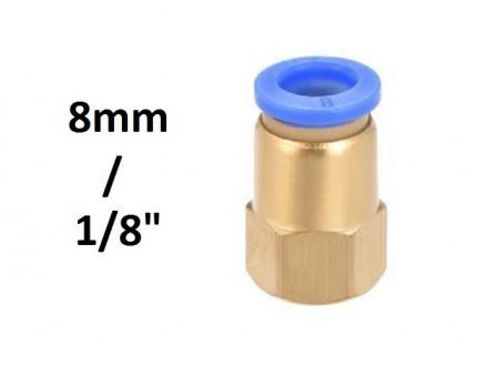 Brza spojnica 8mm na 1/8 sa unutrasnjim navojem (8.8mm)