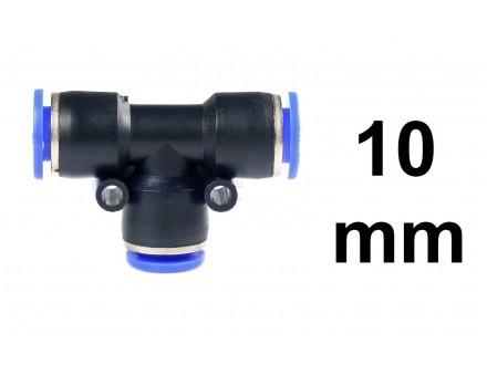 Brza spojnica za vazduh 10mm - T racva