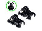 Buckle Basic Strap Mount Clips For GoPro