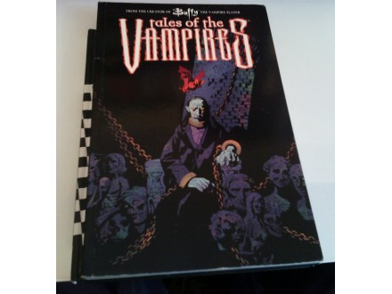 Buffy The Vampire Slayer - Tales Of The Vampire