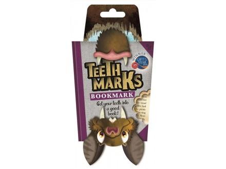 Bukmarker Teeth - Bat