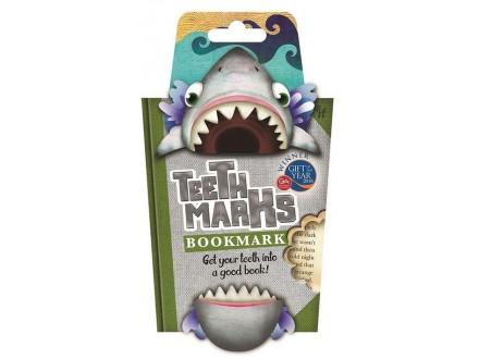 Bukmarker Teeth - Shark