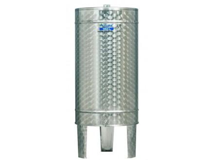 Bure za rakiju - INOX 150L ZOTTEL