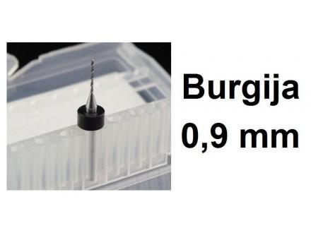 Burgija 0.9mm - Mikro burgija - 1 komad