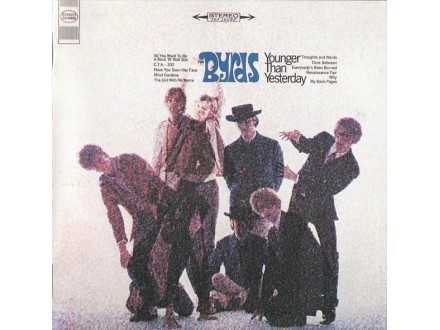 Byrds/Younger Than Yesterday (remaster)