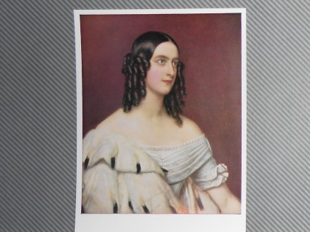 CAROLINE GRAFIN WALDBOTT-BASSENHEIM-1824 ( IV-08 )