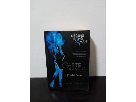 CARTE BLANCHE Džejms Bond 7, Džefri Diver