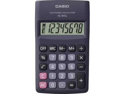 CASIO Kalkulator HL-815L