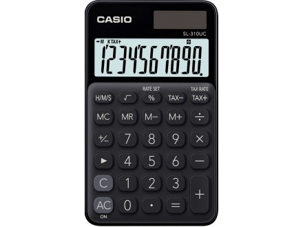 CASIO Kalkulator SL-310UC black