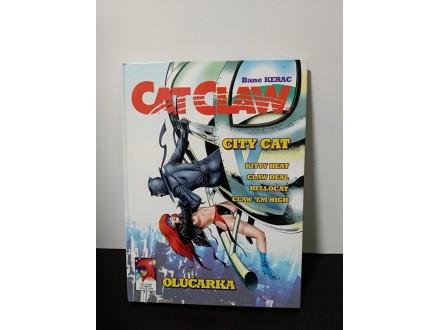 CAT CLAW, City Cat-09, Bane Kerac