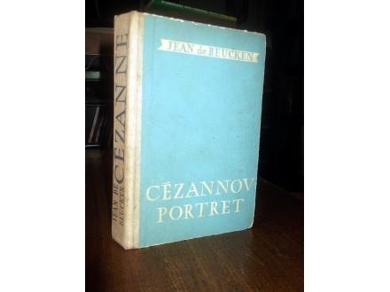 CEZANNOV PORTRET - Jean de Beucken