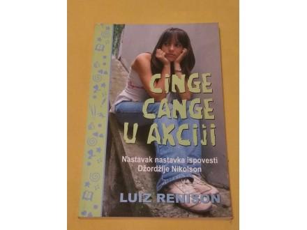 CINGE CANGE U AKCIJI - Luiz Renison