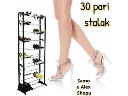 CIipelarnik za 30 pari cipela