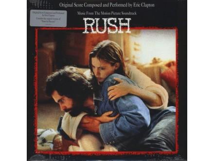 CLAPTON ERIC/RUSH LP
